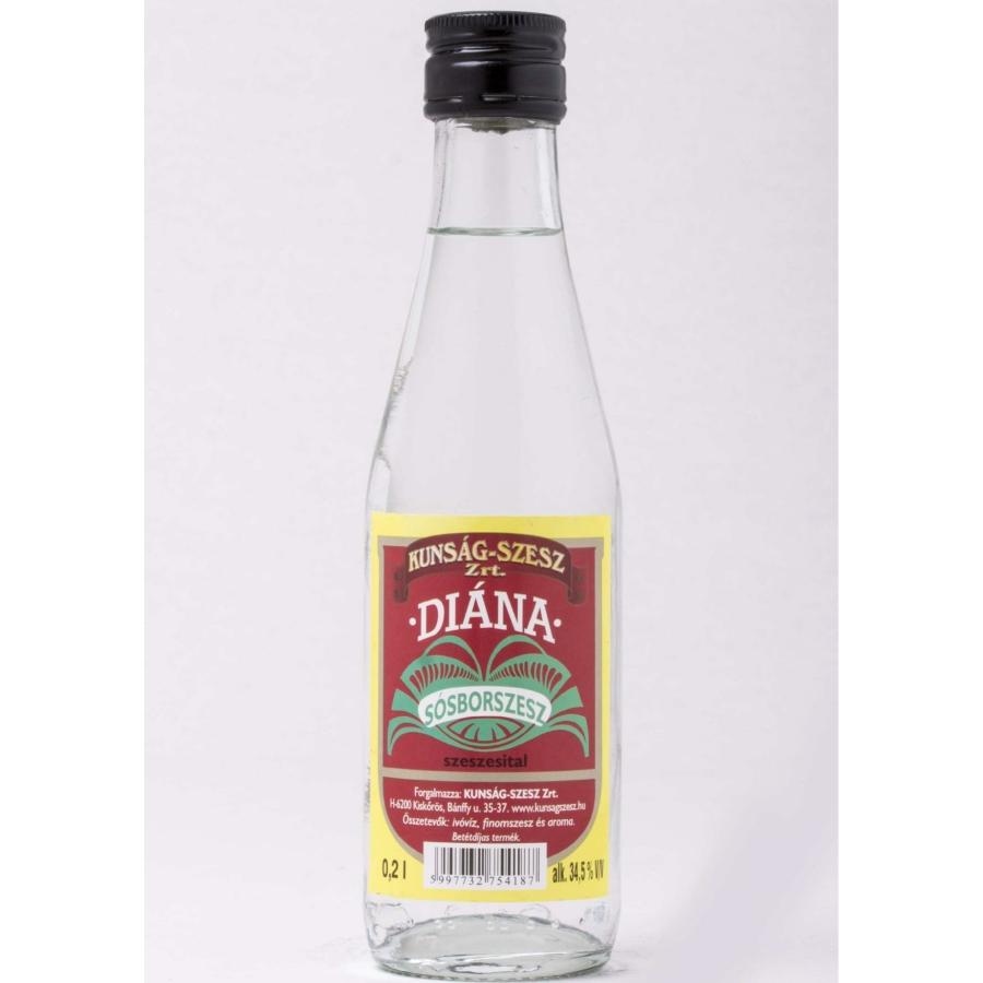 Diána sósborszesz 34,5% 0,2 liter