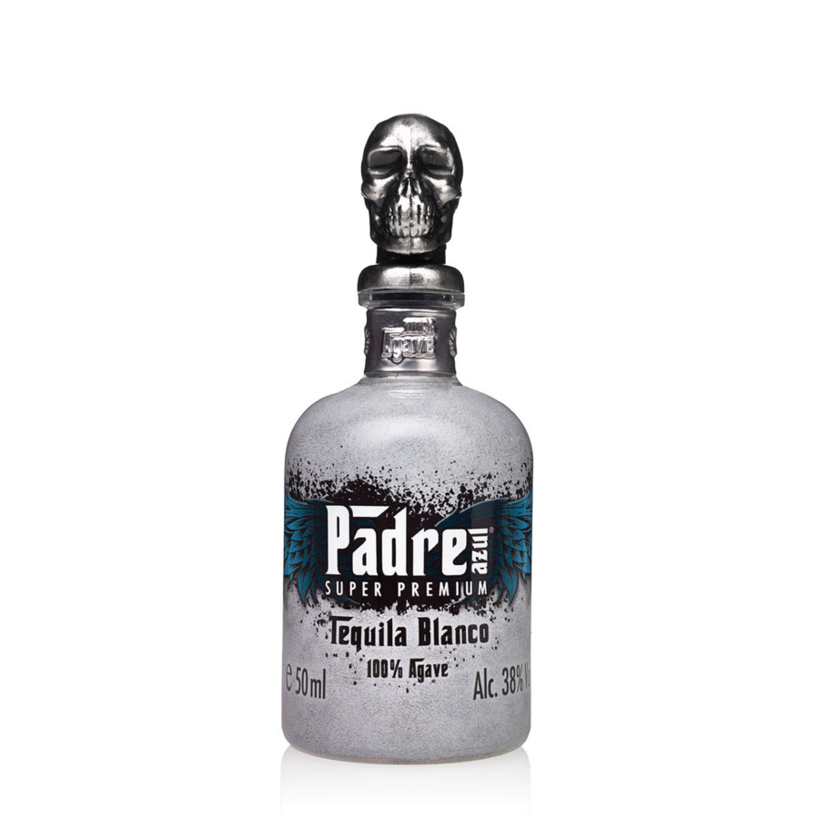 Padre Azul Blanco Tequila 0,05liter 38%